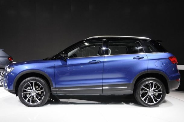 haval 2017 H6 Coupe