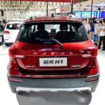 haval h1 2017 фото