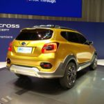 новый Datsun GO-Cross H7