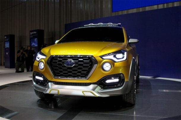 Datsun GO-Cross 2017