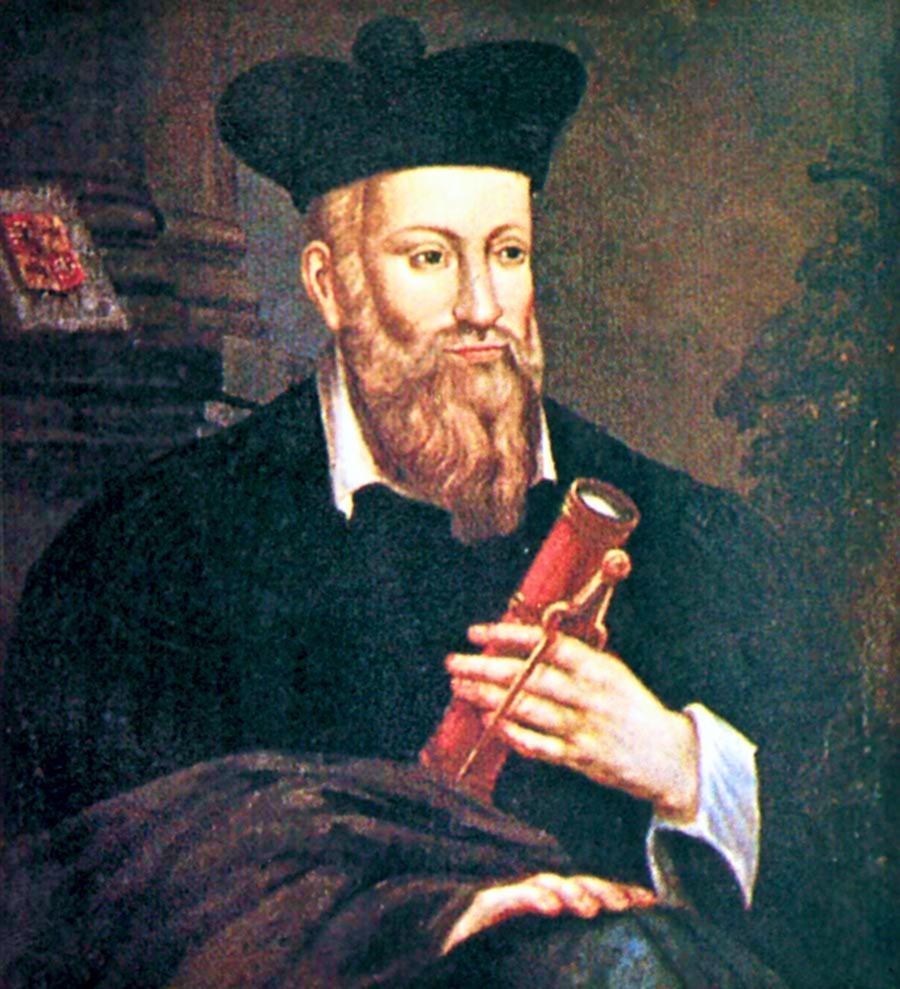 the life and career of michael nostradamus Nostradamus, a 16th century french apothecary who developed a reputation as an oracle, made a number of predictions that his adherents believe to be accurate.