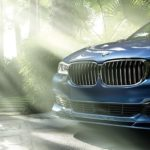 BMW 7 Alpina B7 xDrive седан 2017 года