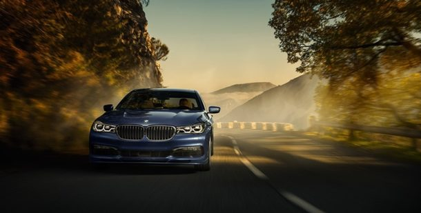 BMW 7 Alpina B7 xDrive 2017 года фото
