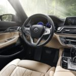 BMW 7 Alpina B7 xDrive интерьер