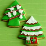 Christmas cookies as a gift