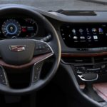 Cadillac CT6 Plug-in Hybrid 2017 обновленный