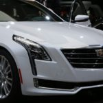 Cadillac CT6 Plug-in Hybrid 2017 обзор