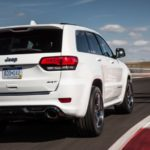 Jeep Grand Cherokee Trackhawk 2017 дата релиза