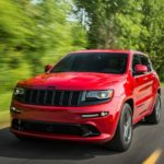 Jeep Grand Cherokee SRT 2017 фото