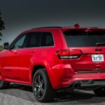 Jeep Grand Cherokee SRT 2017 стоимость
