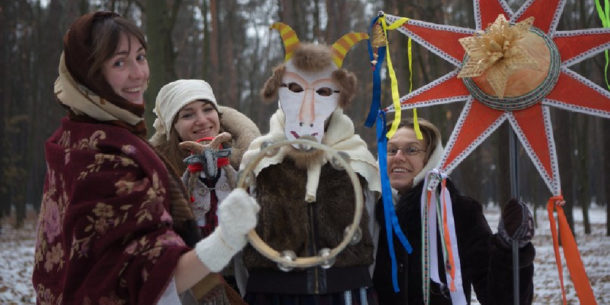 New Year of the Rooster in Belarus