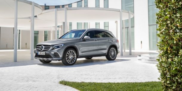 Mercedes-Benz GLC F-Cell 2017 цена