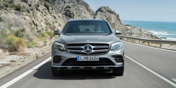 Mercedes-Benz GLC F-Cell 2017 фото