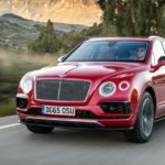 новый Bentley Bentayga цена