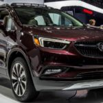 Buick Encore 2017 дата релиза