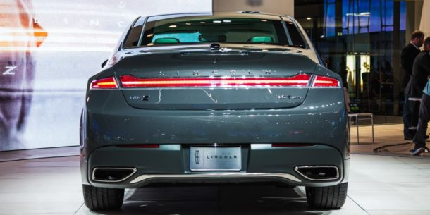 Lincoln MKZ 2017 дата релиза