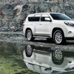Toyota Land Cruiser Prado 2017 экстерьер