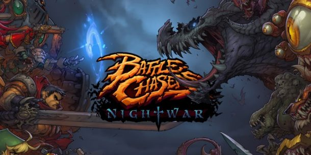 Battle Chasers Nightwar дата релиза