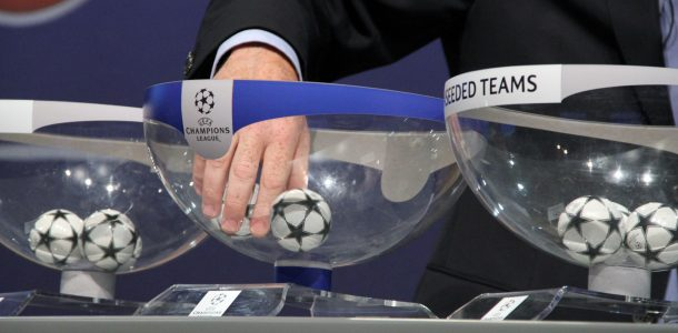 Champions League draw 2016 2017 date