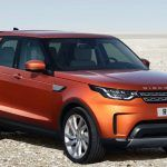 land rover discovery цена