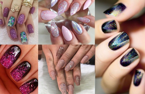 fashion manicure 2018 photos