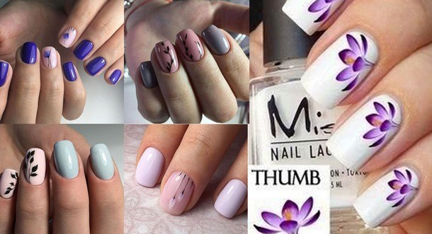 the most fashionable nail design