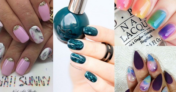 manicure 2018 fashion trends